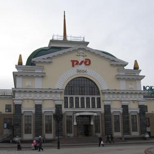 Железнодорожные вокзалы Екатериновки